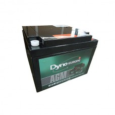 AGM BATTERY 12V 26.6AH/C20 23.7AH/C5 M5